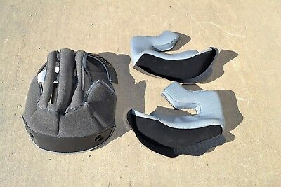 - Helmet Liner and Cheek Pads Replacement Size S-XXL