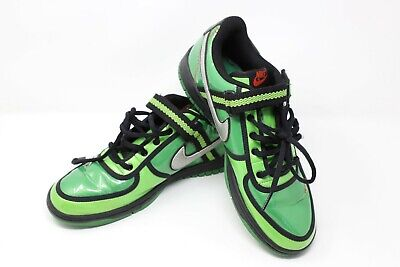 Halloween Vandalism (Nike Vandal Low GS Halloween Frankenstein Kids Shoes  314675 301 RARE Sz 7Y)