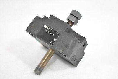 Parker C040bn99v10 Hydraulic Manifold With Shaftz