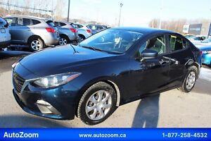 2014 Mazda Mazda3 GX *A/C*32,92$/sem*