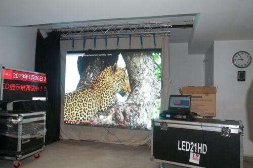 NEW P3.OUTDOOR HIGH RESOLUTION LED VIDEO PANELS 5ft 3ft  LED VIDEO WALL