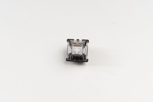10 PCs Gateron RGB Series Clear 3 Pin Mechanical Switch for Keyboard Replacement