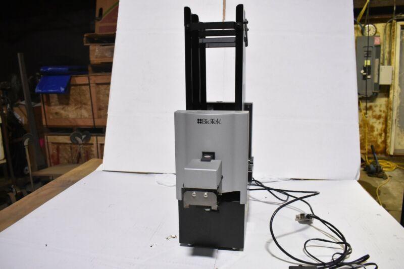 BIOTEK BIOSTACK AUTOMATED MICROPLATE/PLATE STACKER