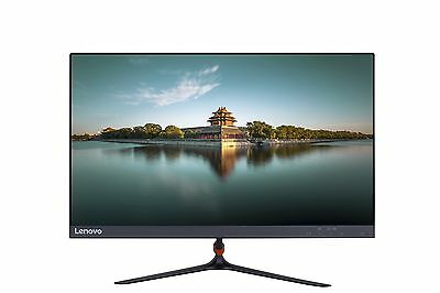 "شاشة ليد  Lenovo LI2364D 23"" LED-backlit LCD IPS Monitor 1920×1080 HDMI VGA Frameless"