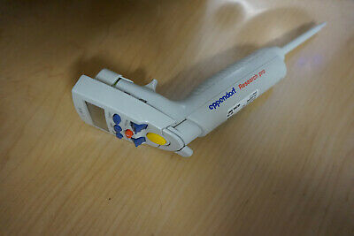 Eppendorf Research Pro Electronic Single Channel Pipette 100 Ul Ju Battery