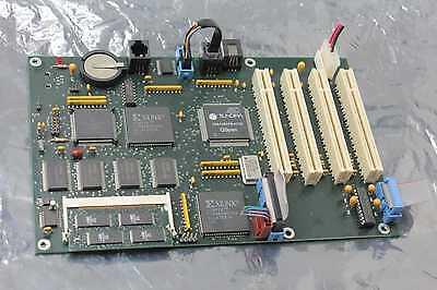 American Hofmann A800.095 Balancing Machine Control Board Cpu 4 Slot Pci