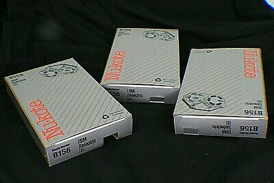 Nukote B86hy For Ibm Selectric Ii High Yield Correctable Ribbon 3 Pack S7