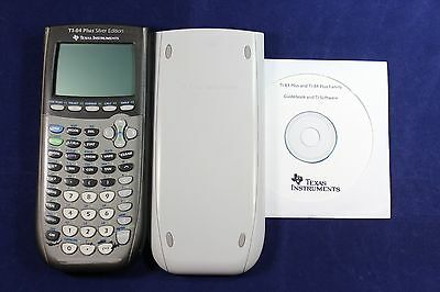 ti-84 plus silver edition grap... Image 1