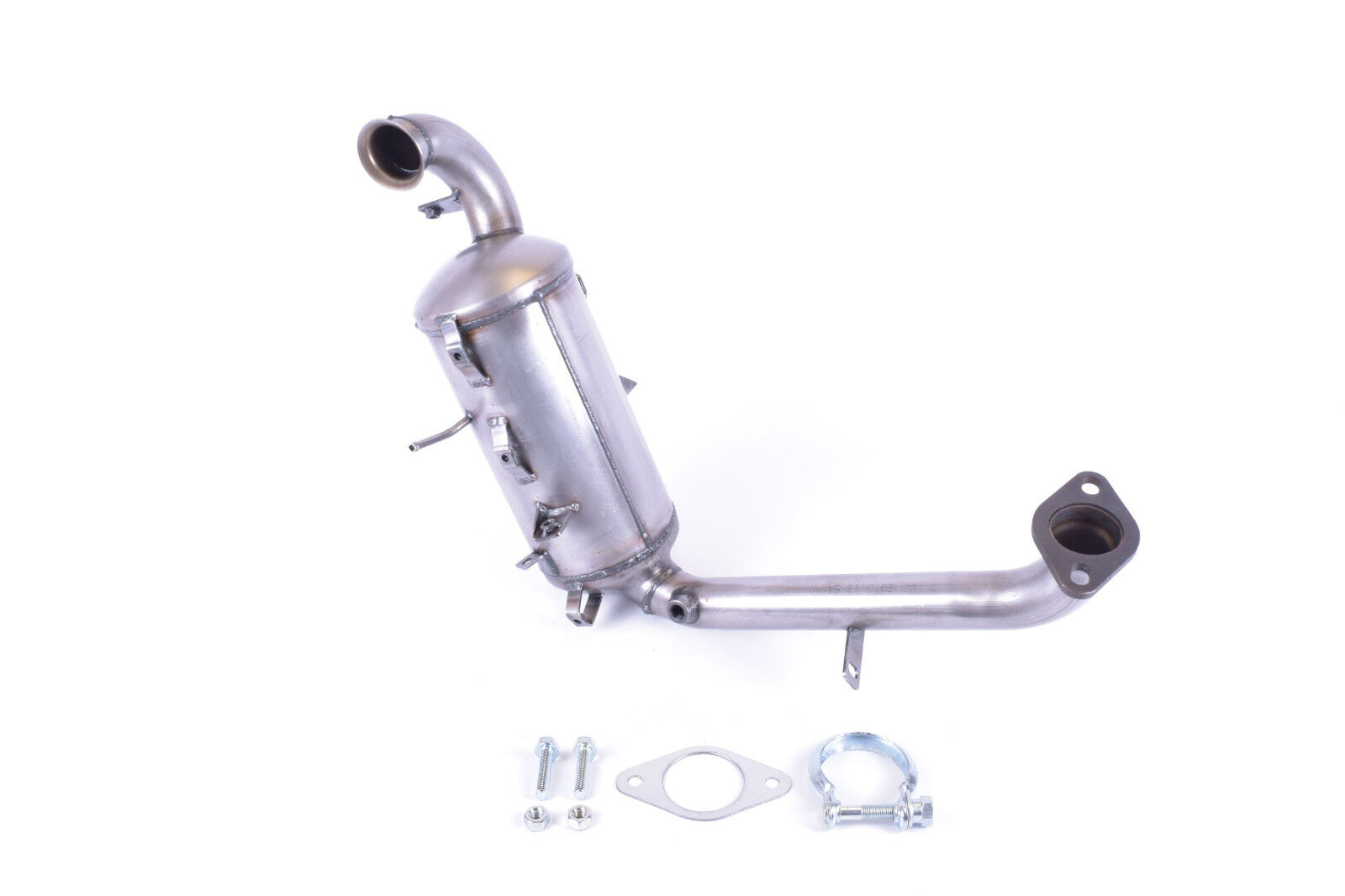 Details about FORD FOCUS VOLVO C30, S40, S80, V50, V70 1 6 DIESEL  PARTICULATE FILTER CAT & DPF