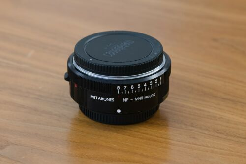 Metabones Nikon G to Micro Four Thirds Lens Adapter