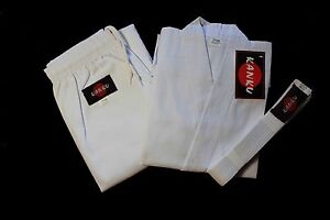 KANKU Karate Uniforms for Adult and Kids,Size 0000 to 7, Karate gi, Martial Arts