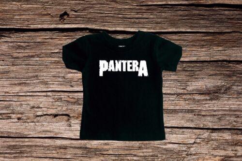 BOYS BAND SHIRT~PANTERA SHIRT~INFANT BAND SHIRT~PANTERA BOYS T-SHIRT~BOYS SHIRTS