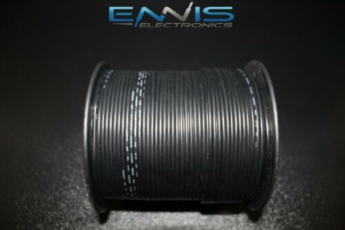 18 GAUGE WIRE GREEN 100 FT ON A REEL PRIMARY AWG STRANDED COPPER POWER REMOTE