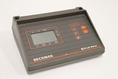 Beckman Phi 32 Laboratory Benchtop Phmv Display Meter 123140