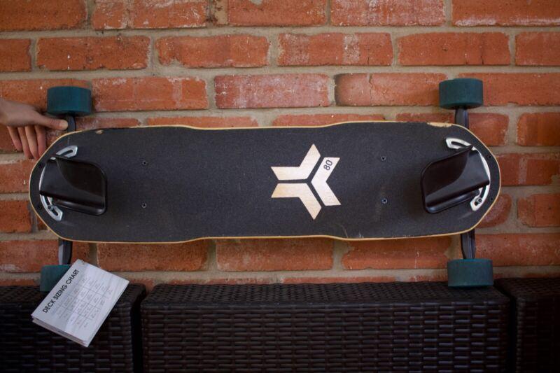 Freebord Street Snowboard (Great Condition)