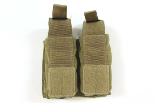 Eagle Allied Industries FSBE Coyote Brown Fort Bragg 1x2 Pistol MOLLE Mag Pouch