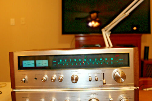 Pioneer TX-9100 Stereo Tuner, Near Mint Condition