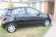 2011 Nissan Micra Hatchback Pelican Lake Macquarie Area Preview