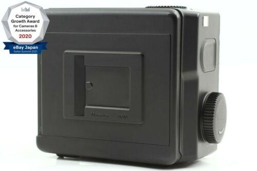 【N MINT】 Mamiya 645 120 Roll Film Back Holder HA401 Super Pro TL From Japan 1585
