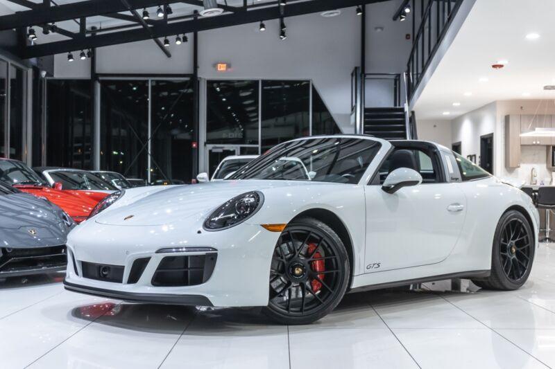 Image 2 Coche Americano usado Porsche 911 Targa 4 GTS 2018