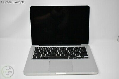 2009 MacBook Pro 13 Inch Non-Retina Laptop 2.26 2GB Ram 160GB HD Refurbished OSX