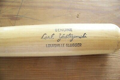 Vintage Louisville Slugger 125 H&B Wood Baseball Bat- Carl Yastrzemski Model 32""