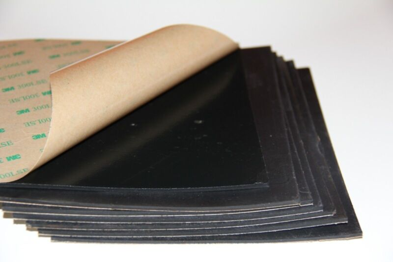 Rubber Adhesive Pads Ebay