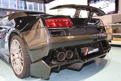 Carbon Fiber Superlegger Rear Spoiler Wing fit Lamborghini Gallardo LP560 Spyder
