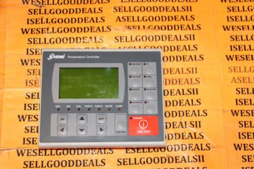 Shini STM100-12 Temperature Controller -50.0~500.0 C