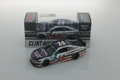 2020 CLINT BOWYER #14 Barstool Sports Patriotic 1:64 In Stock Free Shipping