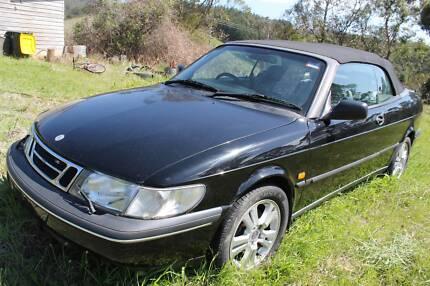 1994 Saab 900 SE Convertible Wyndham Bega Valley Preview