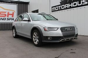 2013 Audi A4 allroad 2.0T Premium PANORAMIC SUNROOF!