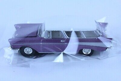 HOT WHEELS '57 CHEVY NOMAD W/ REAL RIDERS FROM LARRY WOOD COLLECTION