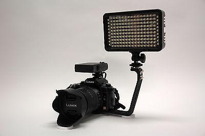Pro Z90v 2 Led Camcorder Video Light For Sony Pxw X70 X16...