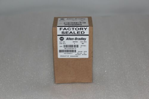 FACTORY SEAL ALLEN-BRADLEY 1794-IE12  1794IE12 SER A