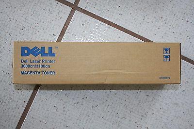 Dell CT200573 Magenta Toner Cartridge for 300CN 3010CN - Genuine Original New