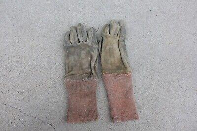 Wildland Firefighter Gloves - Small - 34