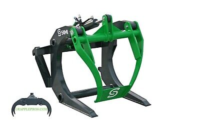 Log Grapple For Skid Steer Tractor--free Shipping--