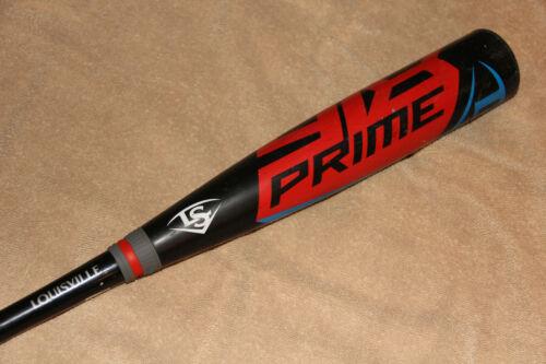 Louisville Slugger Baseball Bat Prime 918 (-8) 30 Inches Length Discontinued