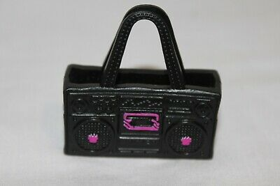 rare Monster High howleen wolf replacement stereo bag  from Dance class - Howleen From Monster High