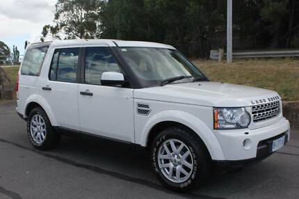 2010 Land Rover Discovery 4 Invermay Launceston Area Preview
