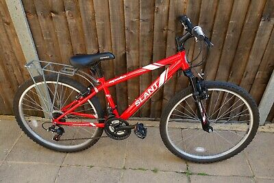 Apollo Slant Red Mountain bike 14 inch