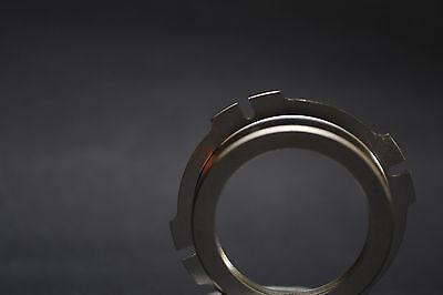 Pentax screw M42 Lens to Arriflex PL mount adapter thinnest stainless steel adap