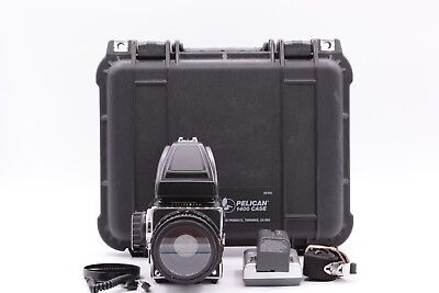 HASSELBLAD 503CWD 16.8MP DIGITAL CAMERA WITH 80mm F/2.8 CFi LENS + EXTRAS