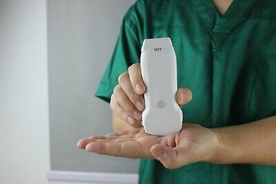Wifi Portable Wireless Dual Head 3 In 1 Color Doppler Ultrasound Scanner Probe