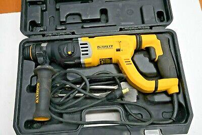 Dewalt D25263 1 18 Sds D-handle Rotary Hammer Wcase