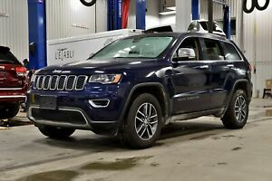 2018 Jeep Grand Cherokee Limited * CUIR * APPLE CARPLAY * CAMERA