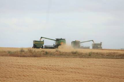 HARVEST/HAY 2020 SEASONAL POSITIONS & PERMANENT POSITIONS Perth Region Preview