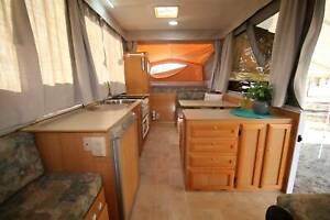 Jayco Swan Outback 2002 New Canvas. Great Condition