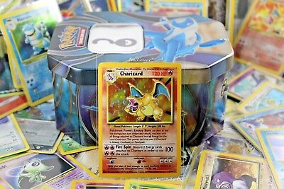 100 Pokemon Card Random Lot GX EX GUARANTEED Charizard 1st Ed Holo Rare Common